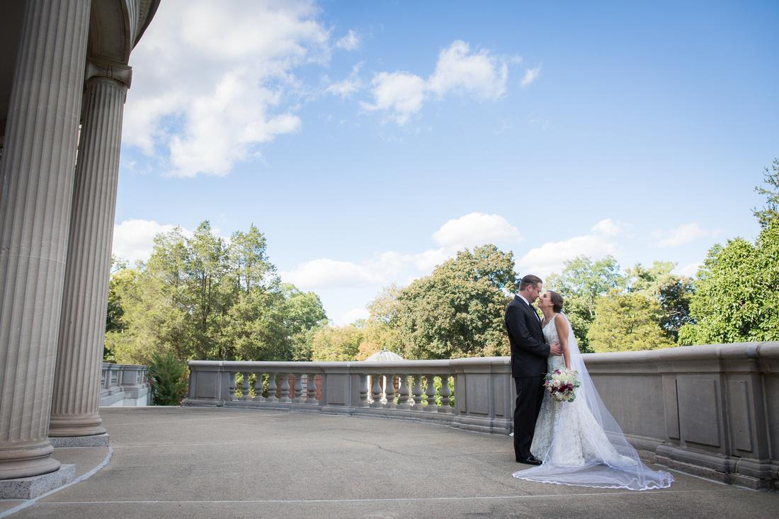 Wedding photos at FDU