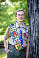 Nathan's Eagle Scout Portraits