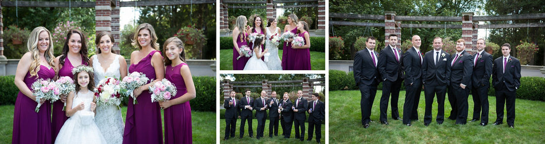 Wedding photos at FDU